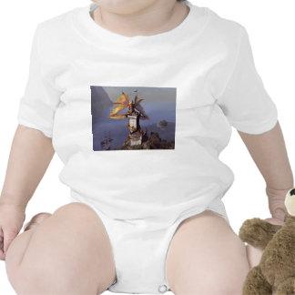 Captured Castle T Shirt