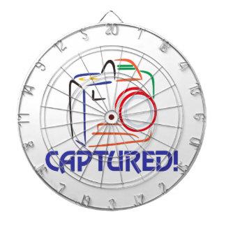 Captured on Camera Dart Boards