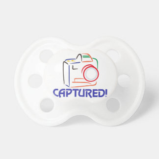 Captured on Camera Pacifier