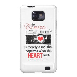 Capturing the Heart Samsung Galaxy SII Case