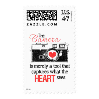 Capturing the Heart Postage