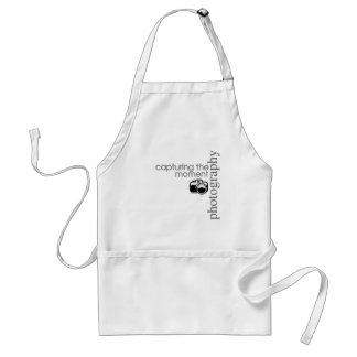 Capturing The Moment Adult Apron