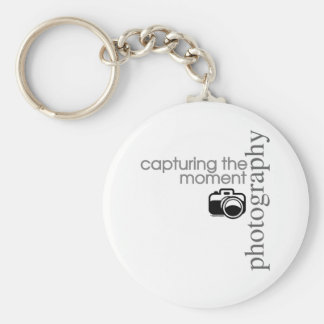 Capturing The Moment Keychain