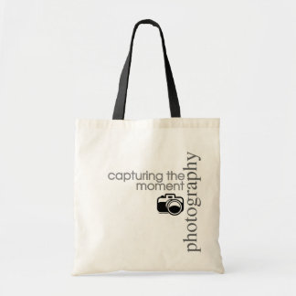 Capturing The Moment Tote Bag