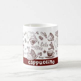 Capuccino cup