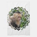 Capuchin Monkey Kitchen Towel
