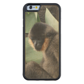 Capuchin Monkey Carved® Maple iPhone 6 Bumper Case