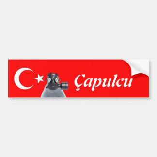 Capulcu Bumper sticker Car Bumper Sticker