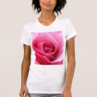Capullo de rosa camisetas