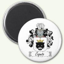 Caputo Family Crest Magnet