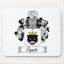 Caputo Family Crest Mousepad