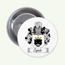 Caputo Family Crest Button