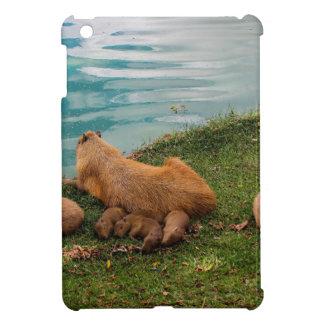 capybara-59 iPad mini case