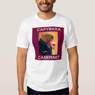 Capybara Cabernet T Shirt