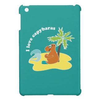 Capybara iPad mini Case