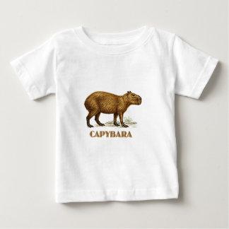 capybara playera de bebé