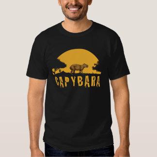 Capybara Sunset Shirt