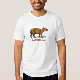 capybara t shirt