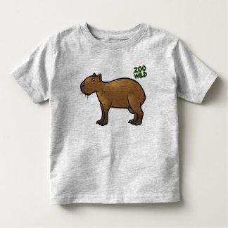 Capybara Toddler T-shirt