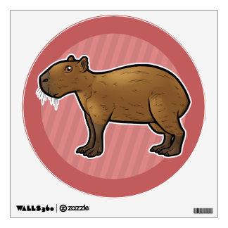 Capybara Wall Decal