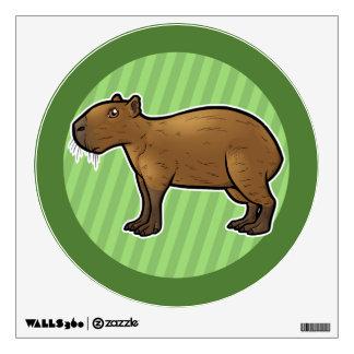 Capybara Wall Sticker