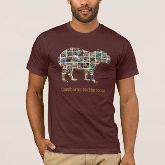 Capybaras on the loose T-Shirt