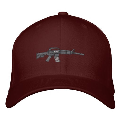 Car-15 Embroidered Baseball Hat