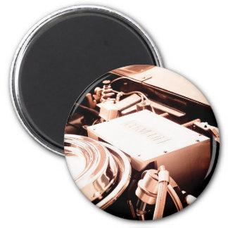 Car 6 magnet