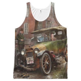 Car Accident - It came out of nowhere 1926 All-Over Print Tank Top