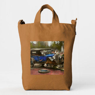 Car Accident - It came out of nowhere 1926 Duck Bag