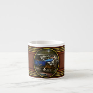 Car Accident - It came out of nowhere 1926 Espresso Cup