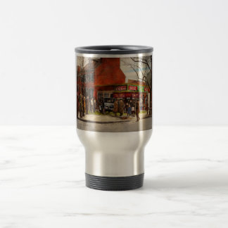 Car - Accident - Looking out for number one 1921 Travel Mug