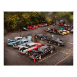 Car - Antique car show Full Color Flyer