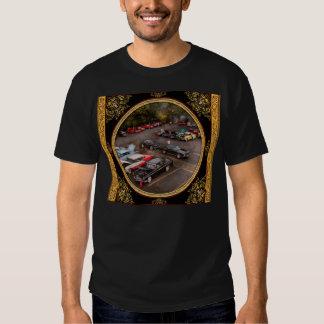 Car - Antique car show Tee Shirt