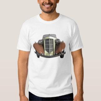 Car Auburn851 Frt/Bak T-Shirt