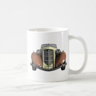 Car Auburn851v-02 Classic White Coffee Mug