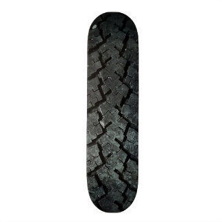 Car Auto Tire rubber Skateboard Deck