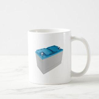 Car battery coffee mug
