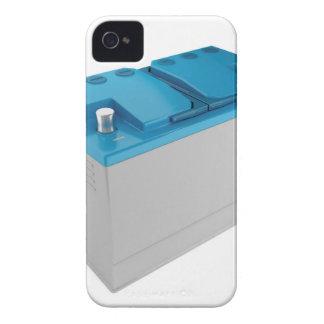 Car battery iPhone 4 Case-Mate case