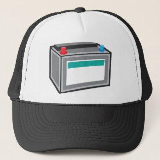 Car Battery Trucker Hat