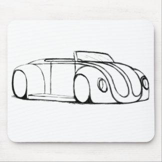 car beetle Speedster Mouse Pad