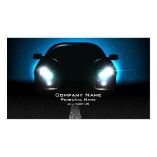 Car Business  Business Card