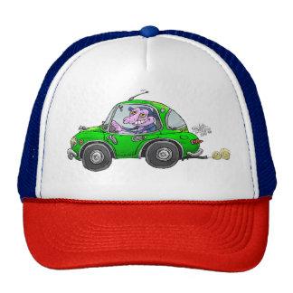 Car cap. trucker hat