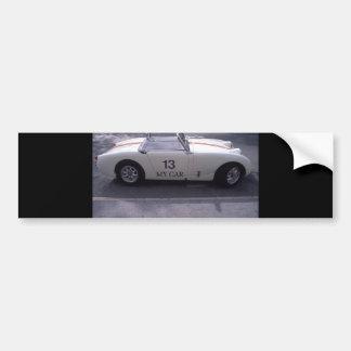 Car Car Bumper Sticker