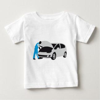 car car mechanic baby T-Shirt