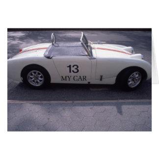 Car Card