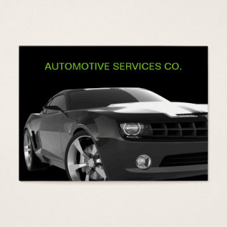 Car Care Business Card
