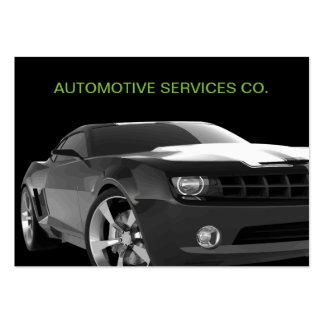 Car Care Large Business Card