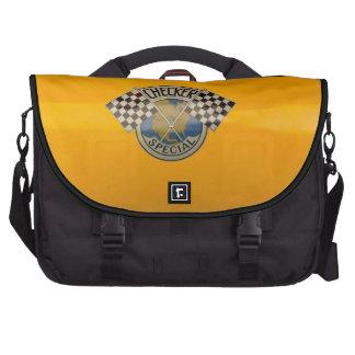 Car - City - NYC Taxi Laptop Messenger Bag