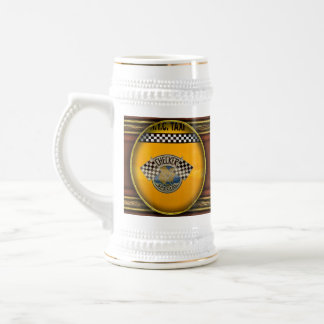 Car - City - NYC Taxi 18 Oz Beer Stein